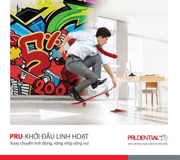 Prudential ra mắt sản phẩm mới: PRU – ĐẦU TƯ LINH HOẠT