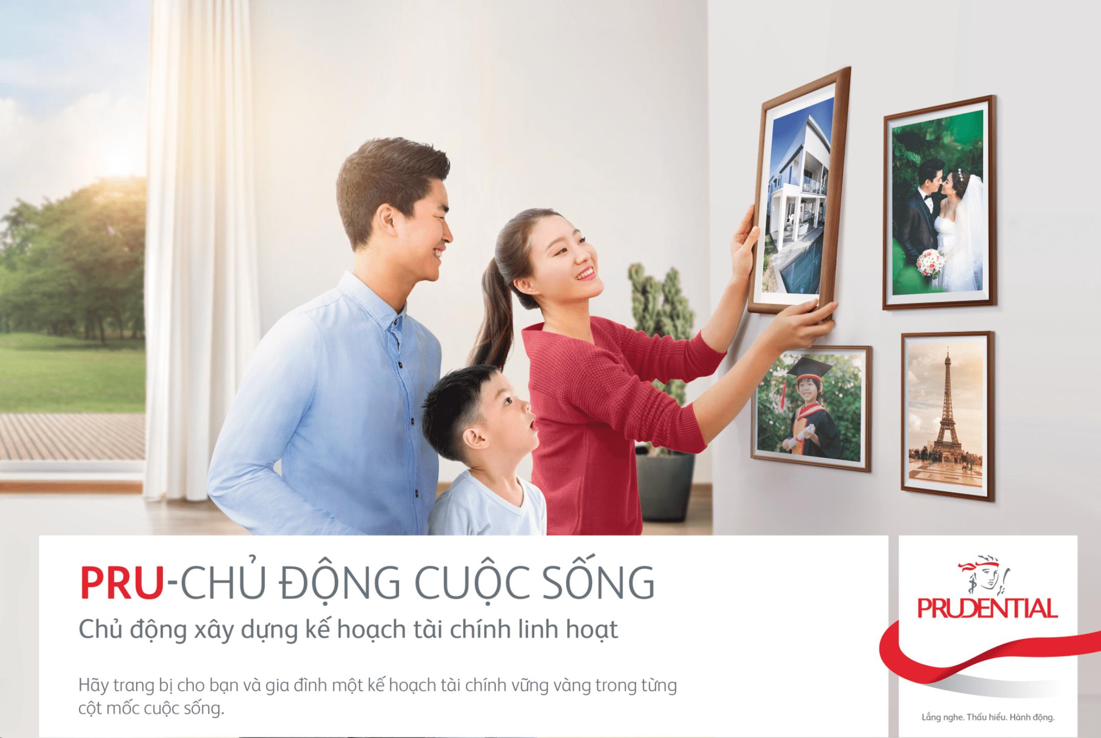 Prudential Việt Nam ra mắt hai sản phẩm bảo hiểm liên kết chung