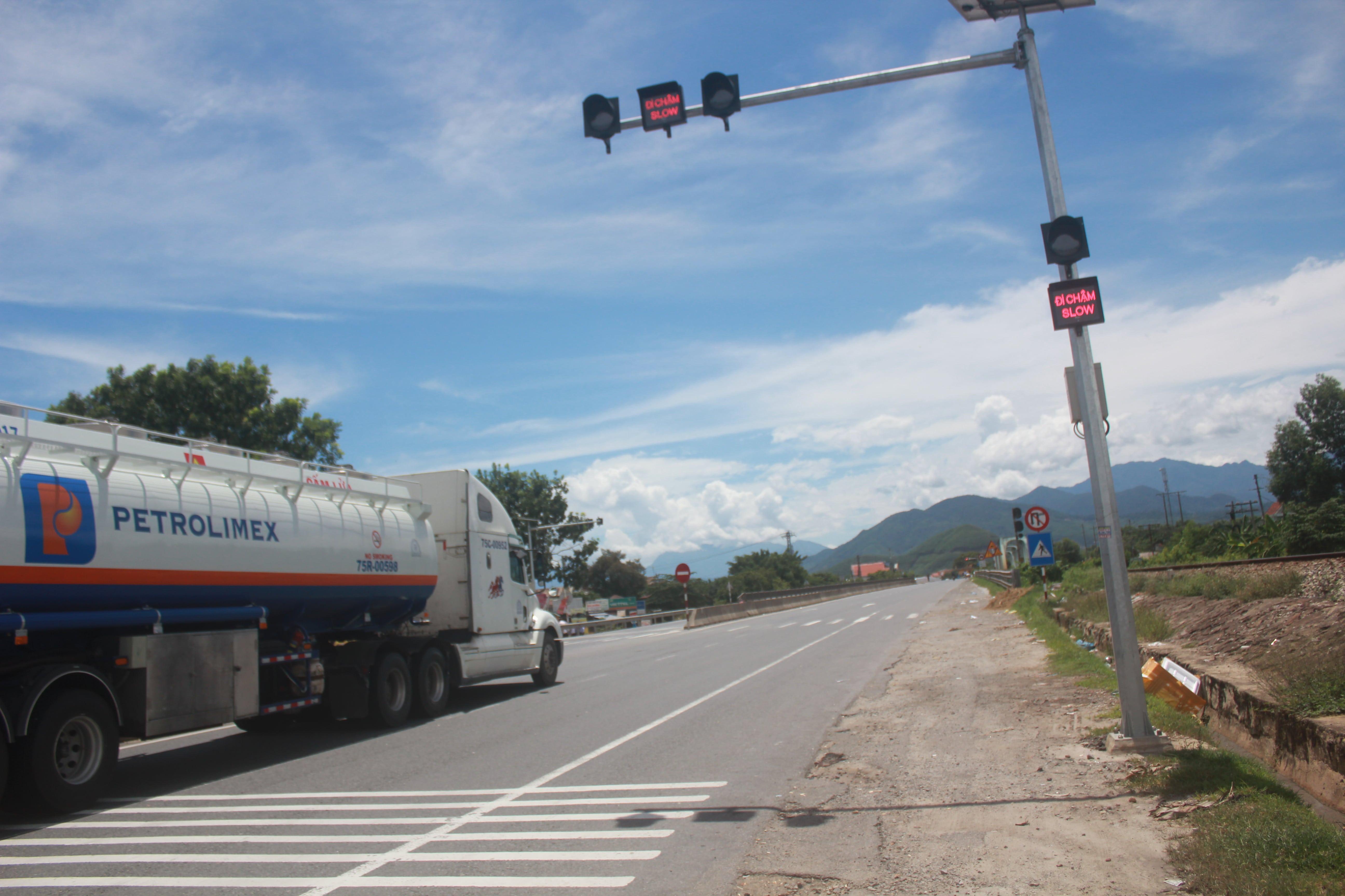 Khánh thành nút giao tại huyện Phú Lộc, tỉnh Thừa Thiên Huế