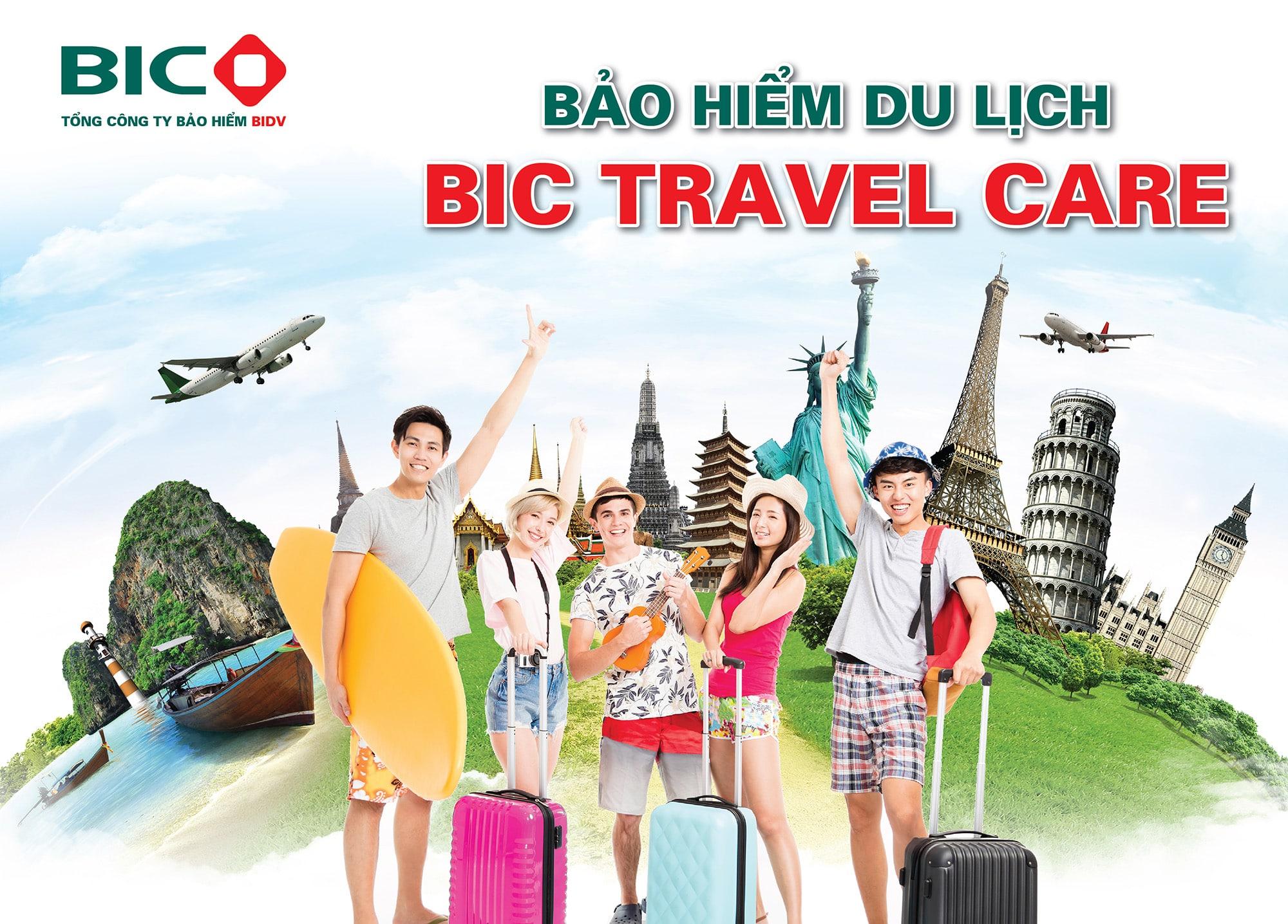 BIC ra mắt sản phẩm bảo hiểm du lịch phí tối thiểu chưa tới 1 USD/ngày