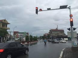 Khánh thành đèn tín hiệu giao thông tại Quảng Ninh