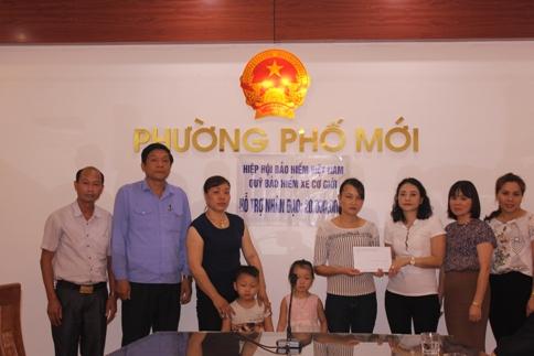 Quy trình tiếp nhận hồ sơ và giải quyết hỗ trợ nhân đạo cho nạn nhân bị tai nạn xe cơ giới gây ra (Thực hiện theo Thông tư 103/2009/TT-BTC ngày 25/5/2009