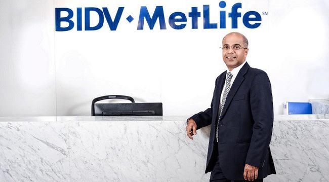CEO BIDV MetLife: Sẵn sàng giữ vững mức tăng trưởng gấp đôi thị trường bảo hiểm
