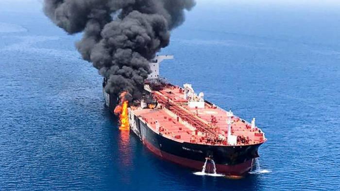 Mức phí bảo hiểm tăng 20 lần: Căng thẳng Mỹ-Iran gây nguy hiểm cho các chuyến hàng vận chuyển nhôm và hóa chất