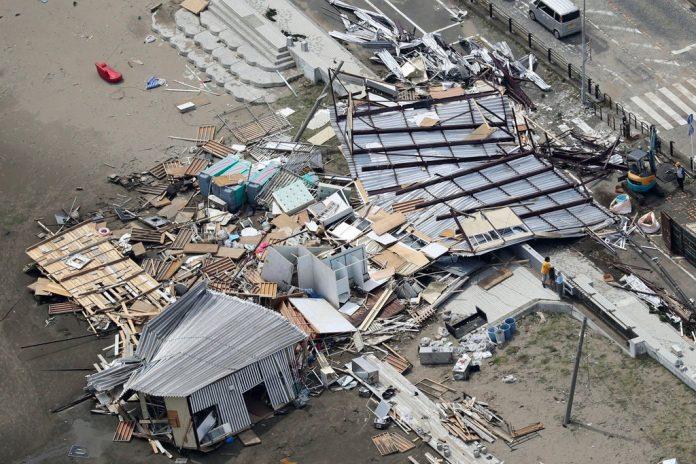 Nhật Bản: Thiệt hại về bảo hiểm và tái bảo hiểm do siêu bão Faxai dự kiến sẽ khá cao