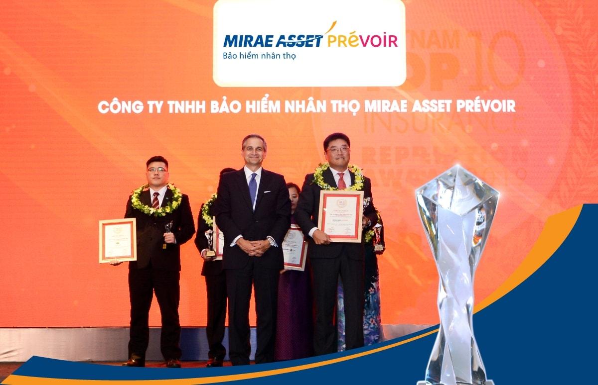 Map Life thuộc TOP 10 công ty bảo hiểm nhân thọ uy tín tại Việt Nam năm 2019