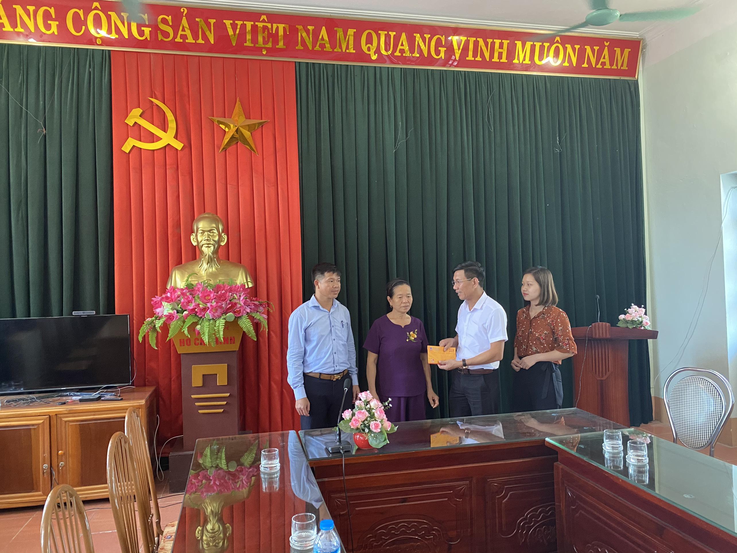 Quỹ Bảo hiểm xe cơ giới hỗ trợ nhân đạo cho nạn nhân tử vong trong tai nạn giao thông tại Ninh Bình