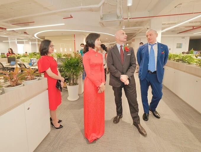 Generali Việt Nam khai trương văn phòng trụ sở chính tại TP HCM