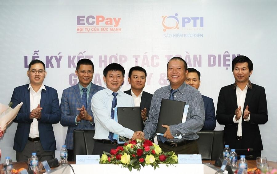 ECPay và PTI ký kết hợp tác toàn diện