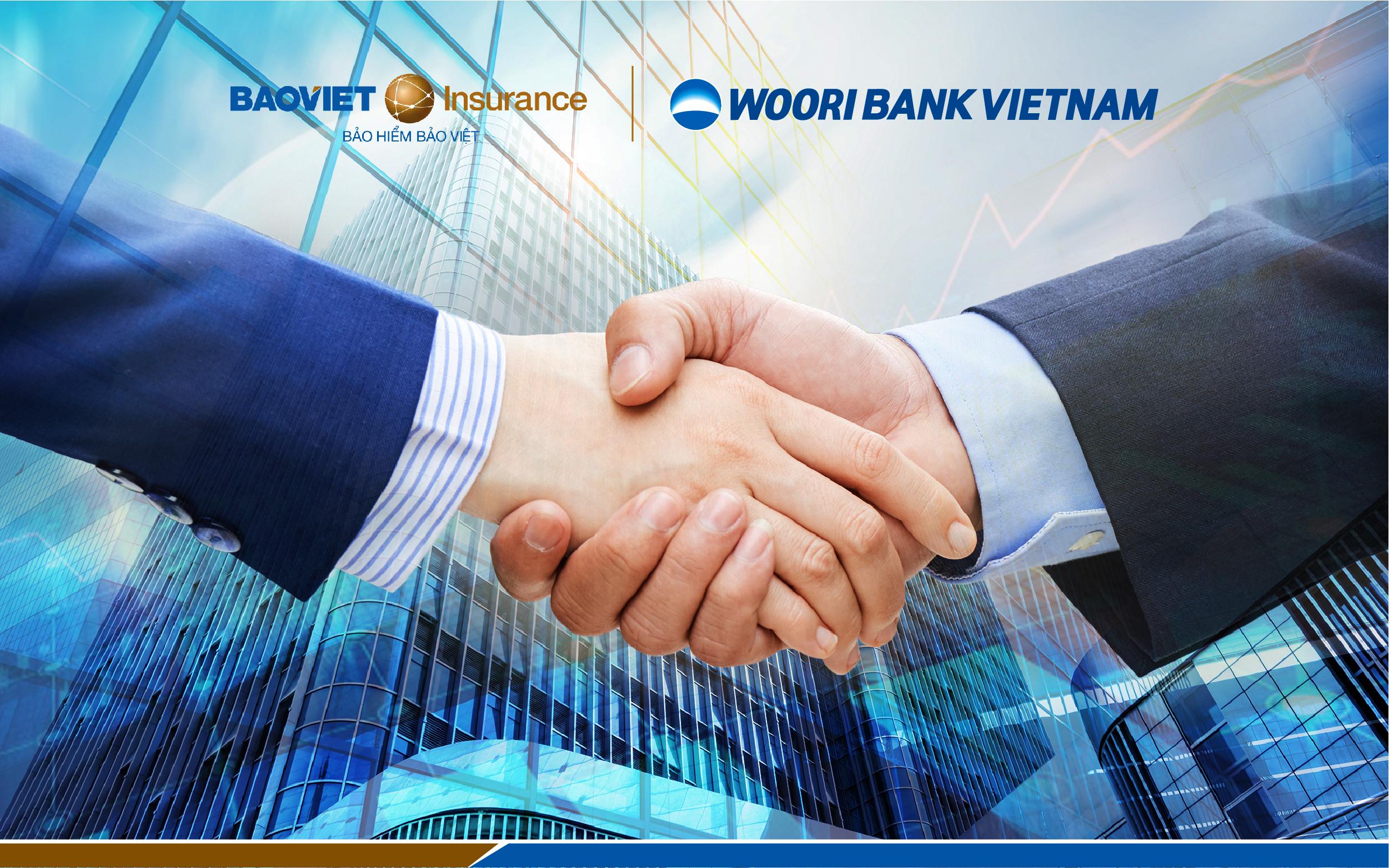 Bảo hiểm Bảo Việt bắt tay cùng Woori Bank