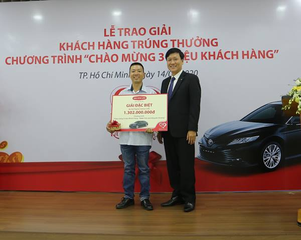 Dai-ichi Life Việt Nam cán mốc 3 triệu khách hàng