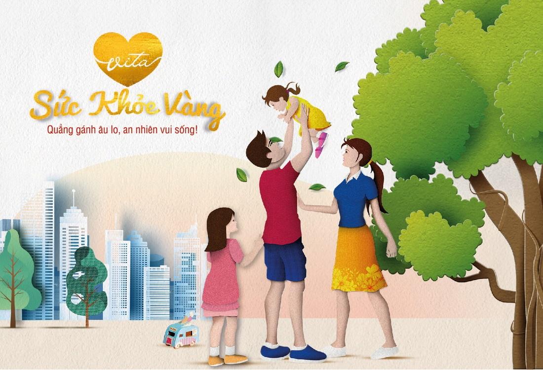 """Generali Việt Nam ra mắt """"VITA- Sức Khỏe Vàng"""" phiên bản mới với phạm vi bảo hiểm mở rộng toàn cầu"""