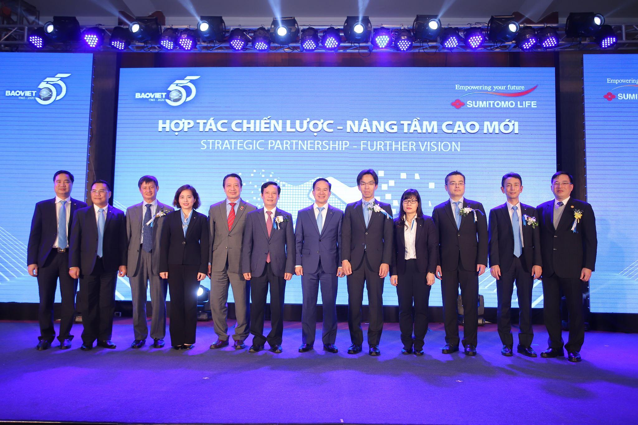 Thương vụ Bảo Việt phát hành riêng lẻ thành công cho Sumitomo Life được thành phố Hà Nội và Thủ tướng Chính phủ ghi nhận là 1 trong 5 Dự án đầu tư tiêu biểu của TP Hà Nội