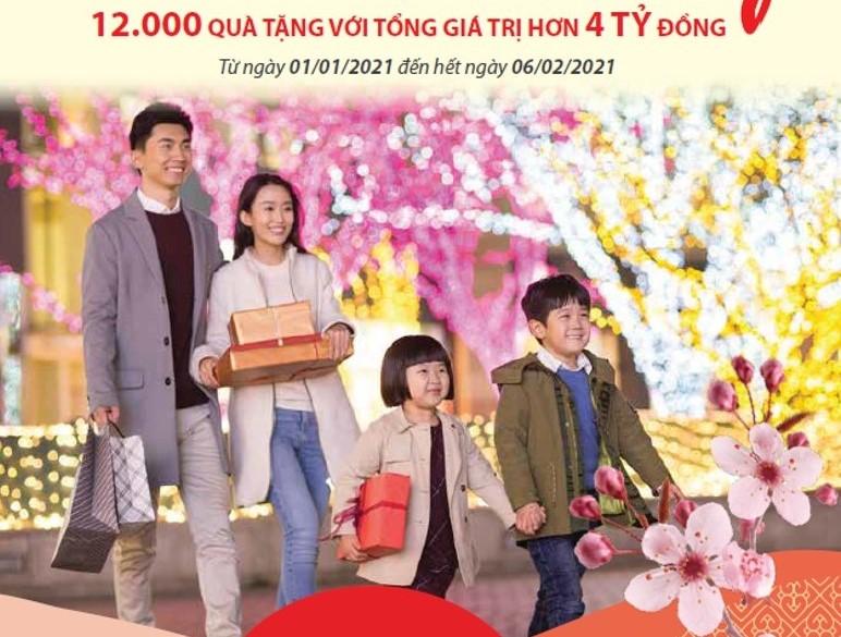 Dai-ichi Life Việt Nam triển khai chương trình khuyến mại hấp dẫn 'Xuân An Khang'