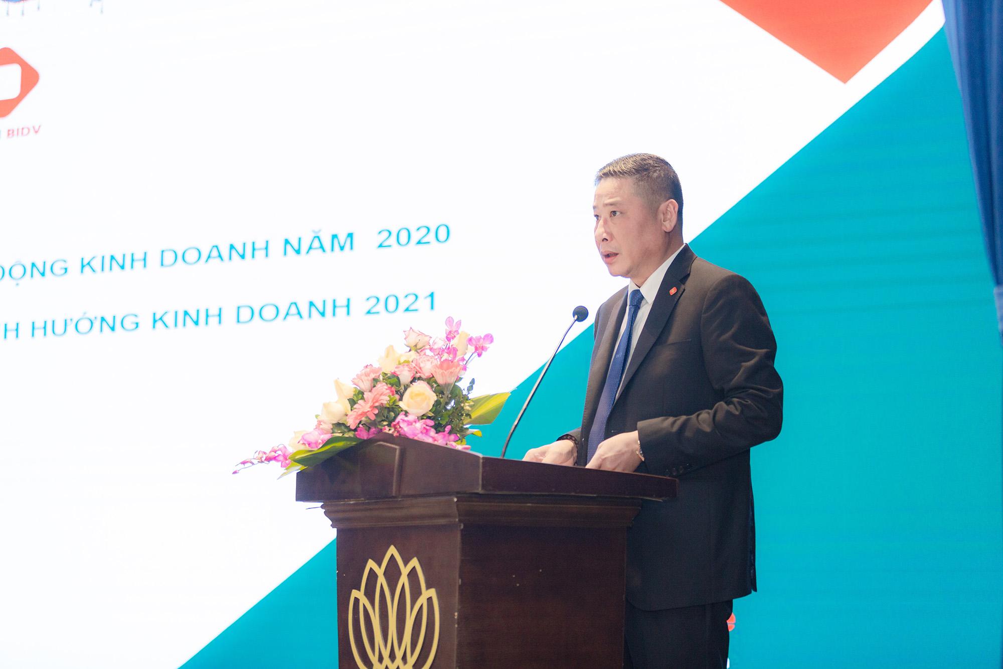 Lợi nhuận hợp nhất của BIC năm 2020 tăng trưởng 39%