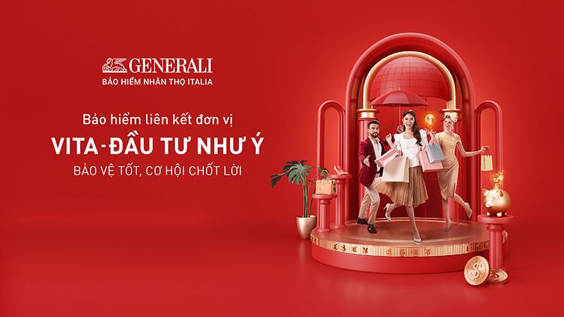 """Generali ra mắt """"VITA - Đầu tư như ý"""" với nhiều quyền lợi và đặc tính vượt trội"""