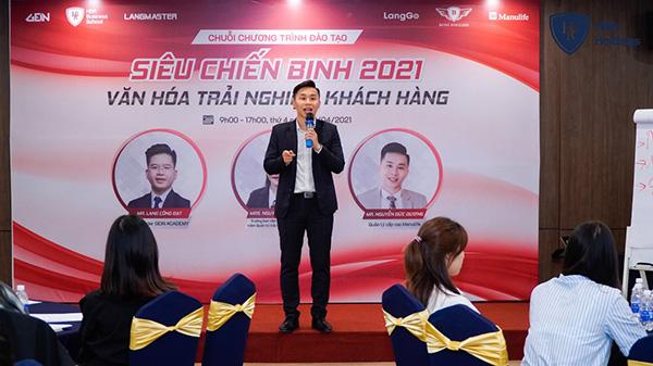 Quản lý Manulife Nguyễn Đức Dương: Mua bảo hiểm giống như lắp lan can cho ban công vậy!